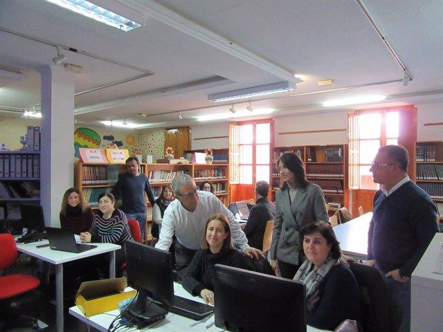Los dinamizadores Guadalinfo se forman en Administración Electrónica Tributaria.