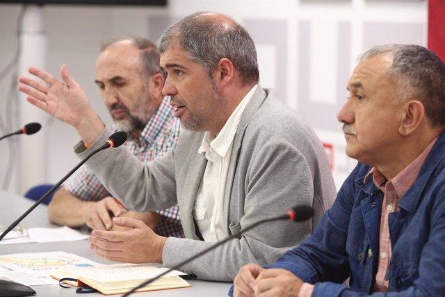 Sordo y Álvarez en imagen de archivo