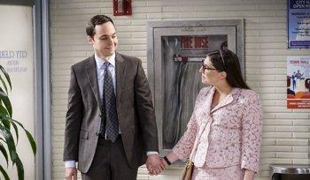 Foto: The Big Bang Theory: ¿Se casarán Sheldon y Amy esta temporada?