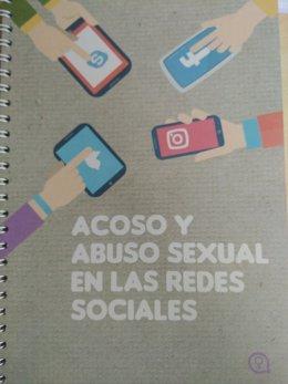 Guía sibre Acoso y abuso sexual en las redes sociales.