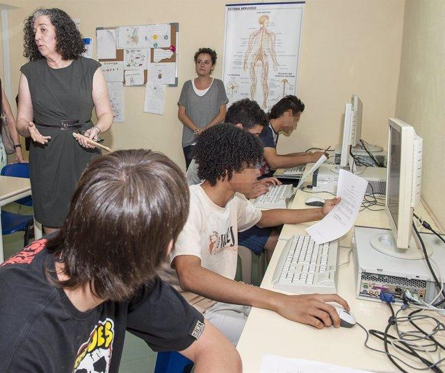 Centro de menores de la Comunidad de Madrid