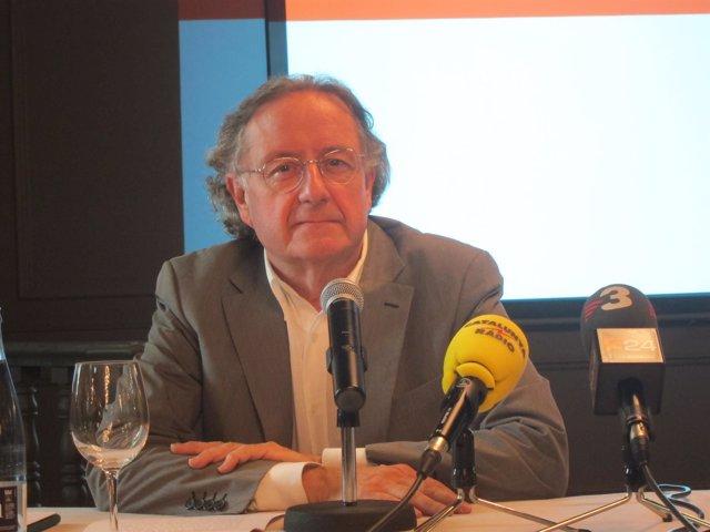 El escritor Josep Ramoneda es el comisario de esta edición