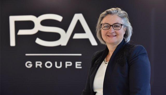 Anne Abboud, vicepresidenta de PSA Retail