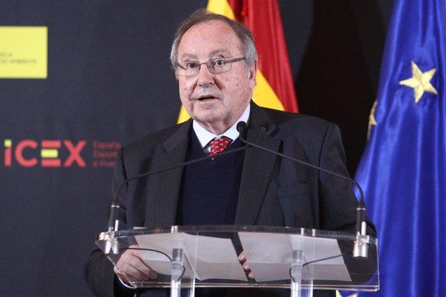 Josep Lluís Bonet presenta la nueva edición de Alimentaria