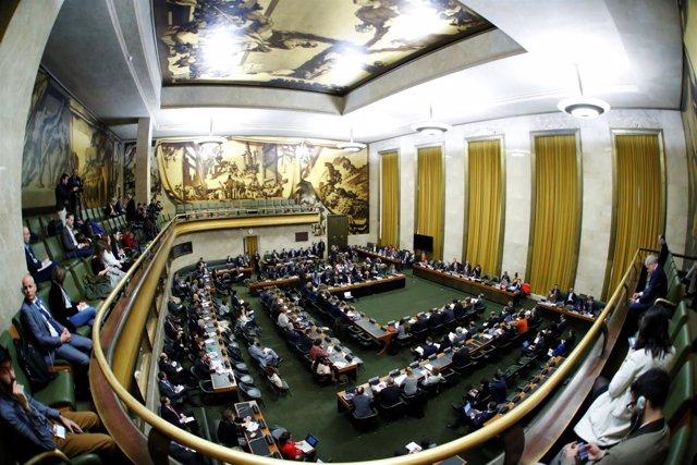 Conferencia de Desarme en Ginebra