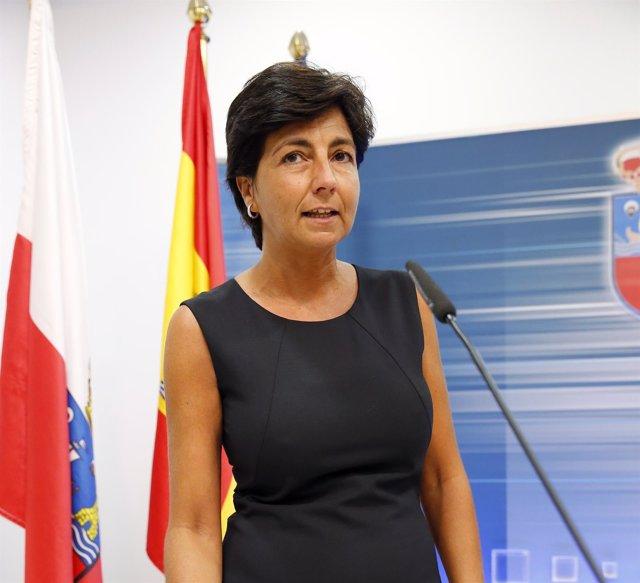 Toma de posesión de Beatriz Fernández como directora de Ganadería (archivo)
