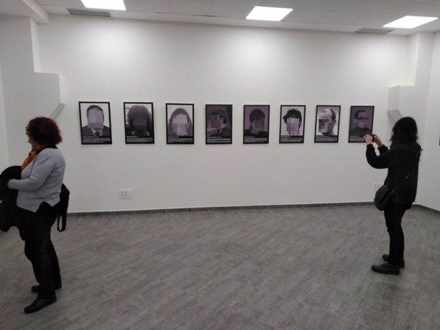 Exposición 'Presos políticos en España'