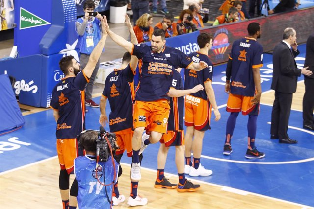 Rafa Martínez (Valencia Basket)