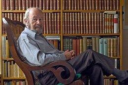 El escritor José Manuel Caballero Bonald