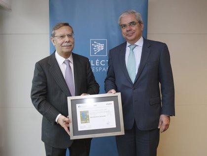 Red Eléctrica de España renueva el Sello de Excelencia Europea EFQM 500+