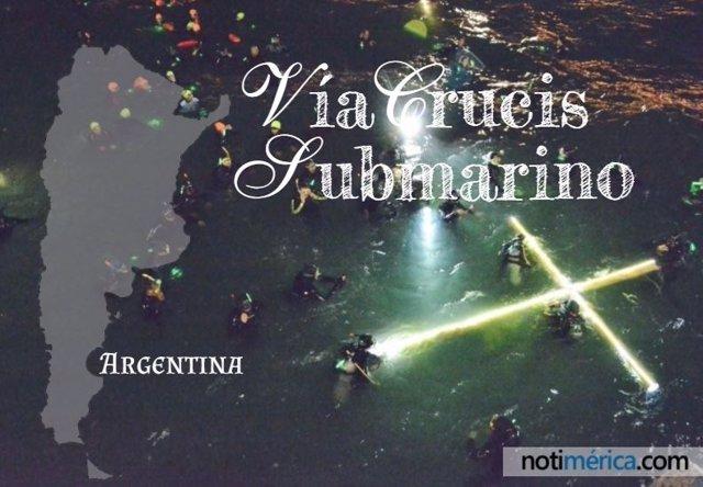 Via Crucis Submarino