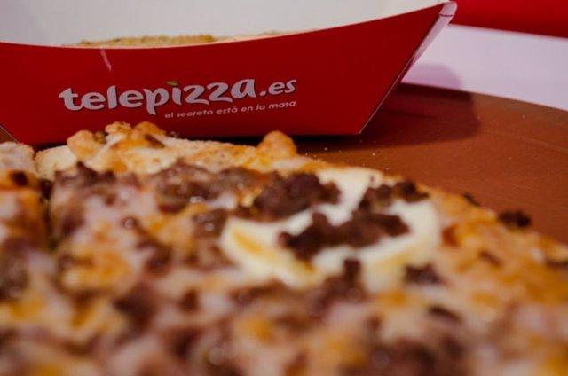 Pizza, telepizza.Es, telepizza, comida rápida, pizzeria