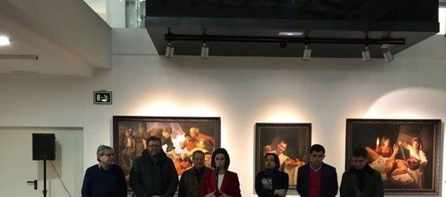 Exposición de Ignacio Mayayo en Ejea