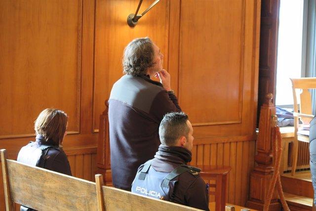 Sito Miñanco en el juicio por blanqueo