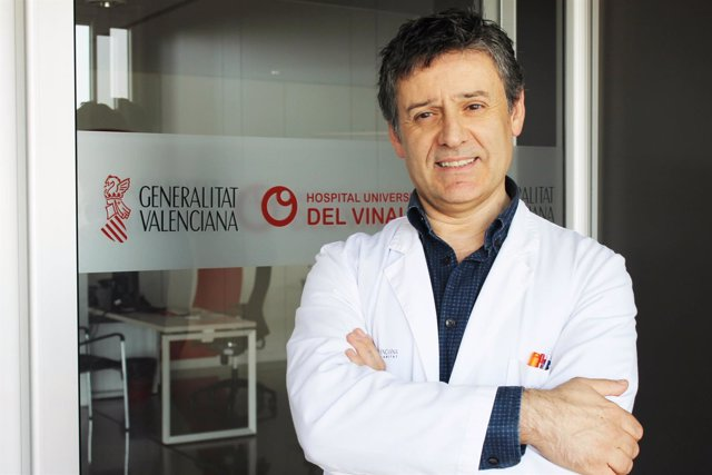 LImagen del doctor Vicente Navarro de la UCAM