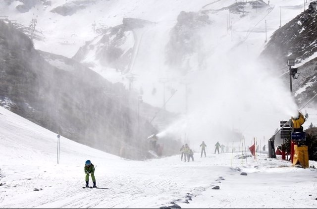 Estación de esquí de Sierra Nevada