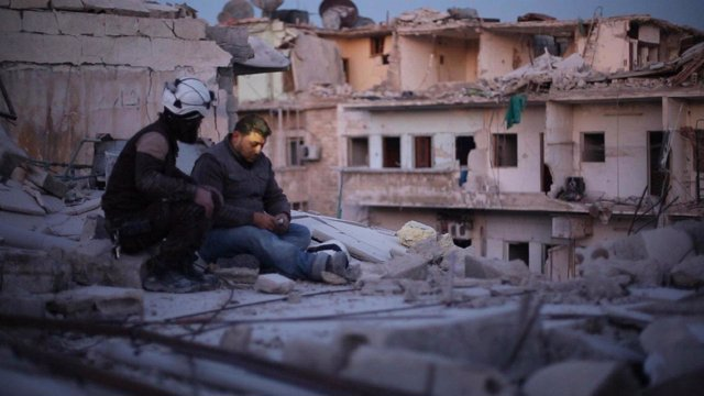 'Last Men In Aleppo