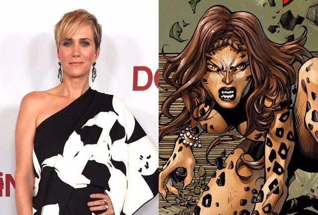Cheetah Kristen Wiig