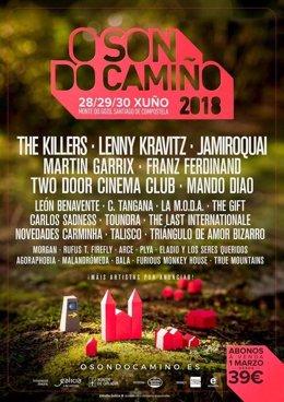 Festival 'O Son do Camiño'