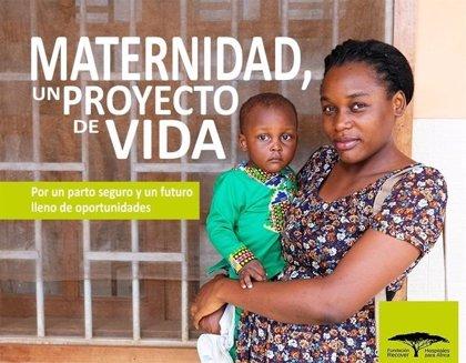 La Fundación Recover lanza una campaña para garantizar la maternidad segura en Costa de Marfil