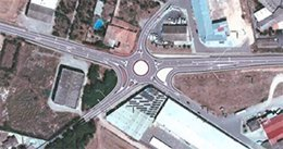 La N-II tendrá una rotonda a la altura de Bellpuig (Lleida)