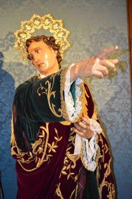 Imagen de San Juan Evangelista