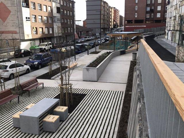 Nuevo microespacio en la calle Fernando de los Ríos