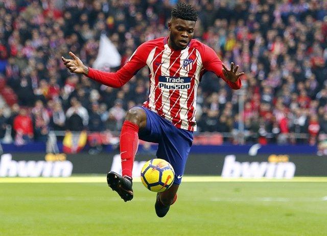 Thomas Partey (Atlético de Madrid)