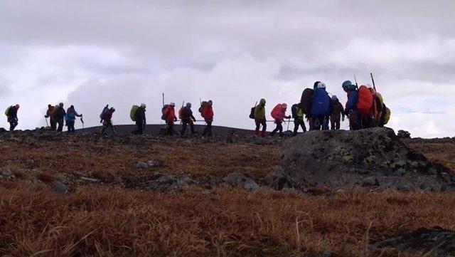 SMDos patrocina curso de Montañismo para Ciegos y Adaptado
