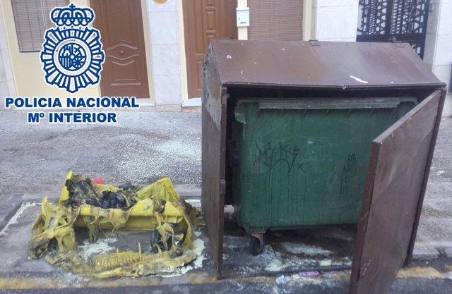 Policía Nacional Nota De Prensa (La Policía Nacional Y La Policía Local Detienen