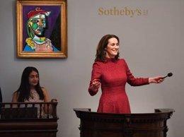 Subasta de Sotheby's