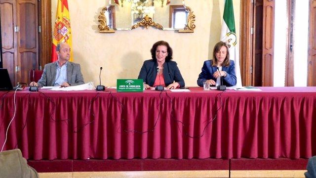 Presentación del periodo de escolarización en Almería