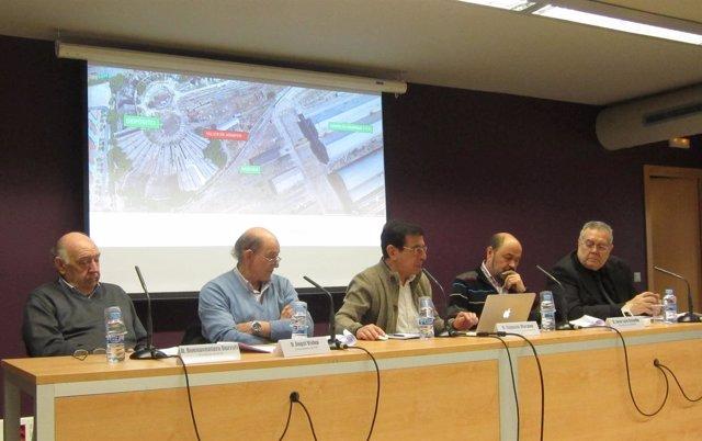 Presentación del proyecto de Ferrocarriles del Duero