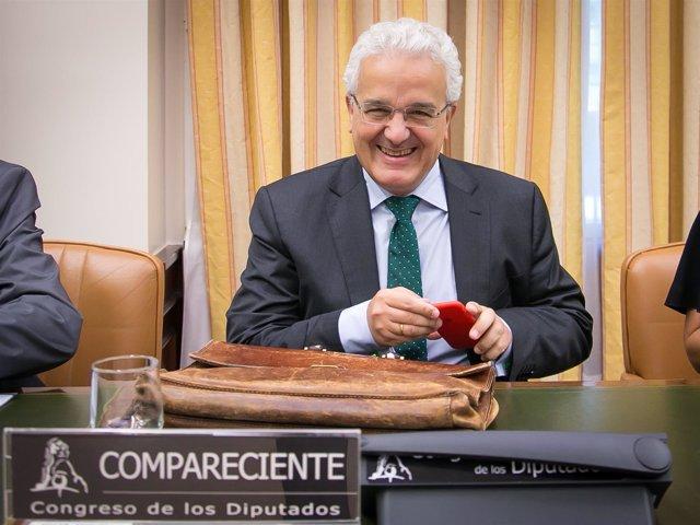 Ildefonso Castro, secretario de Estado de Asuntos Exteriores