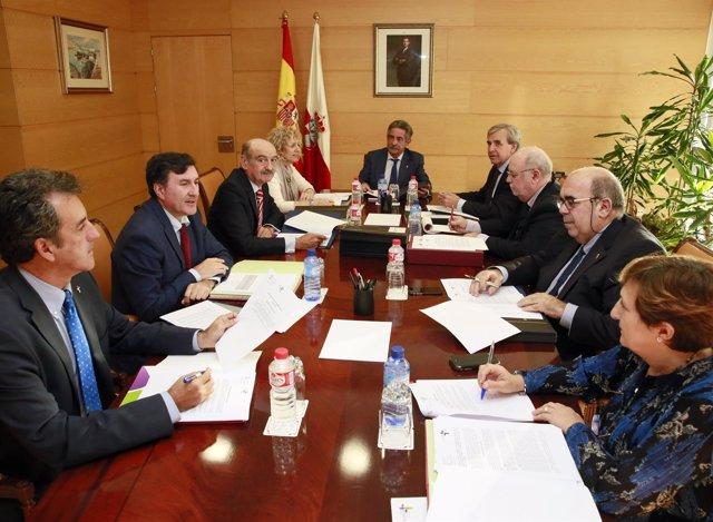 Reunión del Consejo de Gobierno (Archivo)