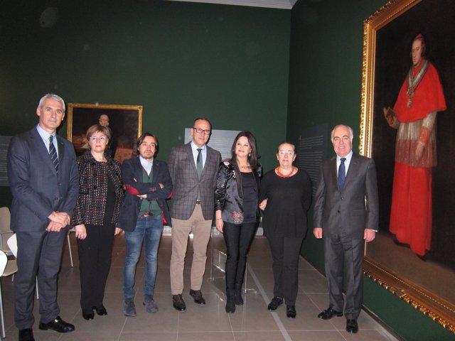 El Museo Goya exhibe el retrato del cardenal Don Luis de Borbón