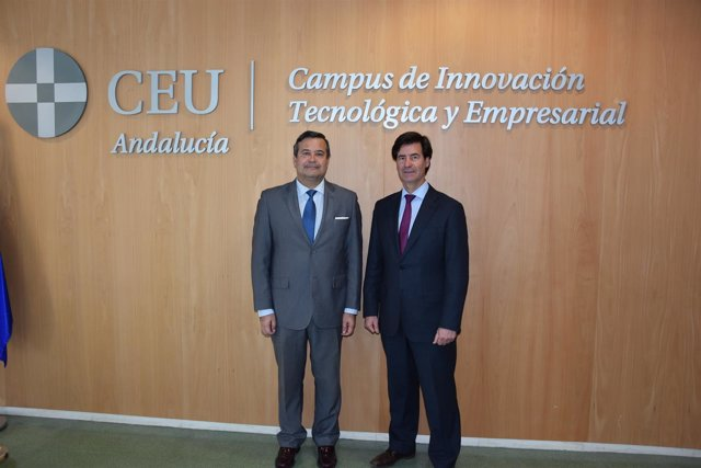 Presidente de CES y director general de CEU