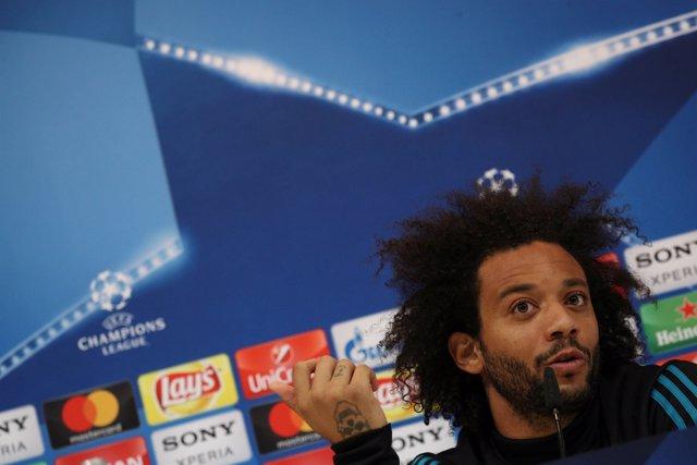 Marcelo en rueda de prensa