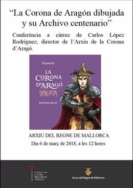 Cartel de la conferencia