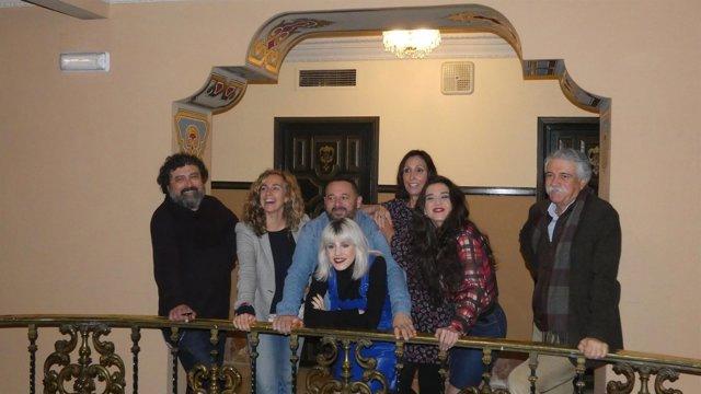 La obra 'La comedia de las mentiras' llega al Teatro Lope de Vega