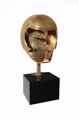 Escultura Kiki de Montparnasse de Pablo Gargallo