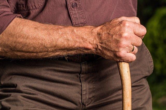 Abuelo, anciano