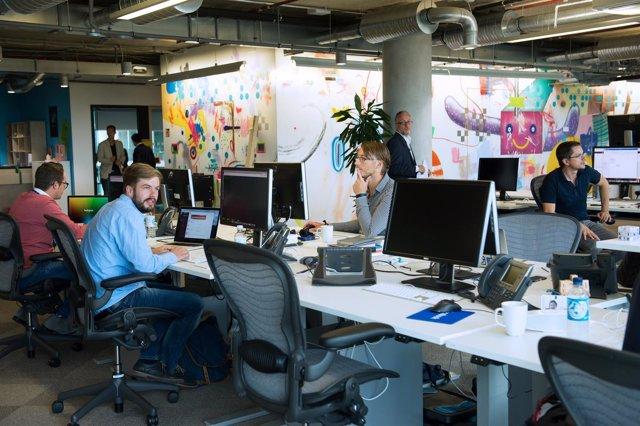 Oficina de Facebook en Berlín