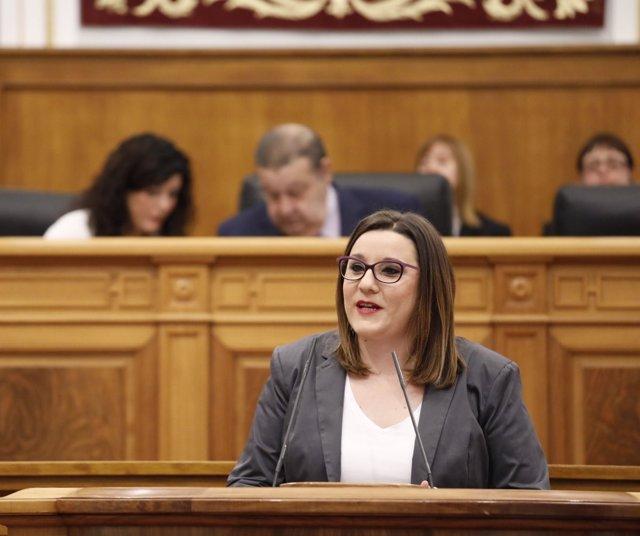María Díaz, pleno