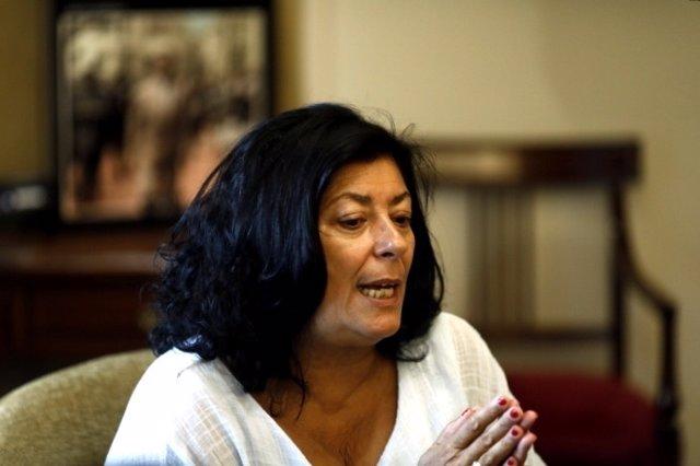 Entrevista de Europa Press con Almudena Grandes por su nueva novela