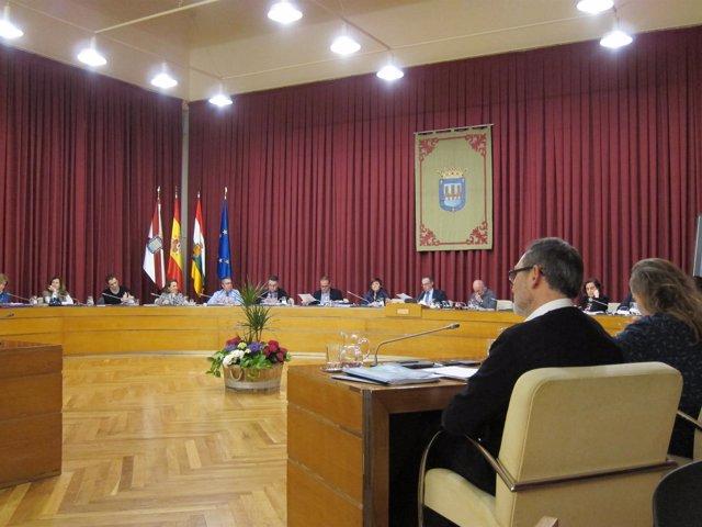 Pleno Ayuntamiento 1 De Marzo
