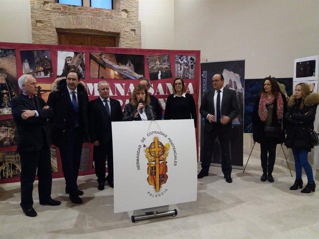 Presentación de la Semana Santa de 2018.