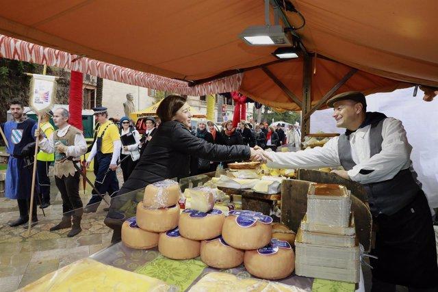 Mercado del Día de Baleares