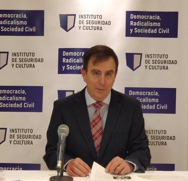 El coronel Ignacio Fuente Cobo