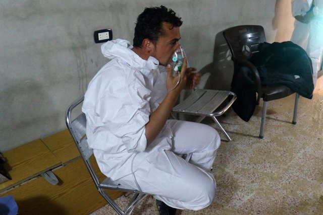 Ataque químico en Idlib